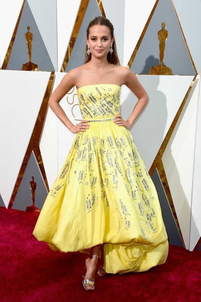 Alicia Oscars