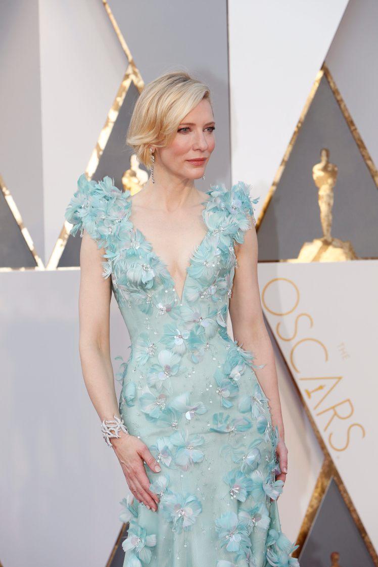 Cate Oscars